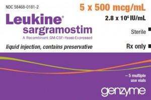 Granulocyte-Macrophage Colony Stimulating Factor (GM-CSF